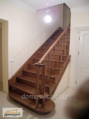 Steps wooden for reasonable prices from the