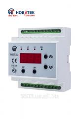 Three-phase relay RNPP-302 Voltage