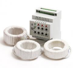 The security module asynchronous motors UBZ-301
