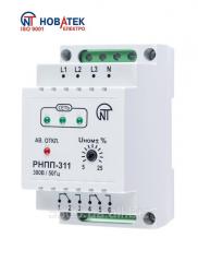 Three-phase relay RNPP-311 Voltage