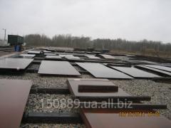 Steel sheet 0,5; 0,6; 0,7; 0,8; 1,0; 1,2; 1,4;