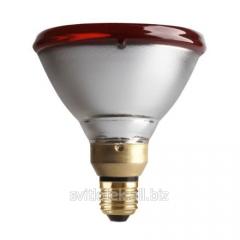 Лампа инфракрасная 175W PAR/IR/E27 рефлекторная GE