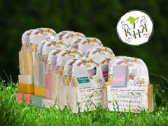 Soap natural Tar (Crimean natural collection)