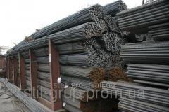 Circle steel 14 L=6,05m-Steel 30HGSA ndl