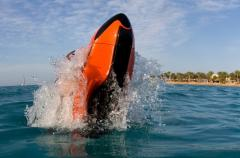 Подводный болид SEABOB CAYAGO F7.