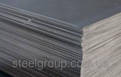 Leaf corrosion-proof 7х1400х3500 Steel 12X18H10T