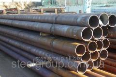 Pipe corrosion-proof 89х4,5 Steel 12X18H12T (AISI