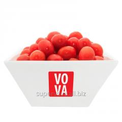 The cherry tomato frozen