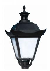 Landscape lamp OS-1 Retro PMMA S-70 Watt E27 Opal