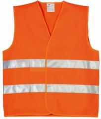 Alarm vests