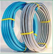 Трубы гибкие стальные EASYFLEX (Kofulso).