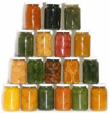 Консервы овощные натуральные