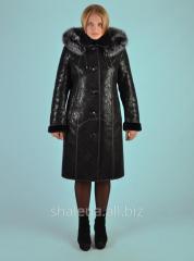 Manteaux en mouton retourné pour femmes
