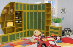 Game furniture for children, furniture to the