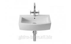 Roca Hall wash basin 550x480+ Polupyedestal Model: