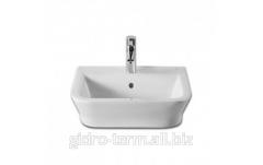 Wash basin of Roca The Gap 550х470 Model:
