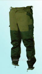 Trousers, suit hill of Guerrillas