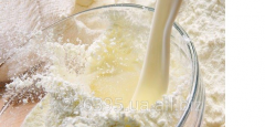 Fat powdered milk of 25%