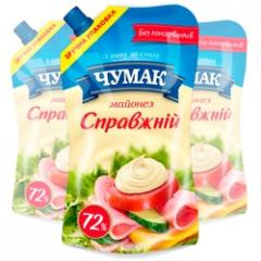 Mayonnaise Real doy-pack ice in packaging (385 g)