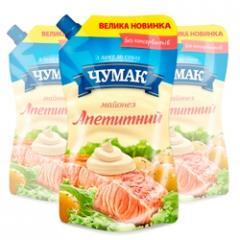 Майонез Аппетитный в упаковке дой-пак (750 г)
