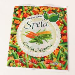 Пакет для замороженных овощей