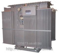 Трансформатор силовой масляный ТМЗ-1000кВА