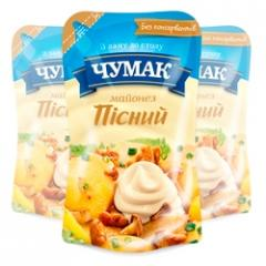 Mayonnaise Fast doy-pack ice in packaging (192 g)