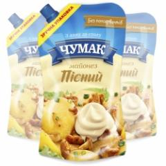 Mayonnaise Fast doy-pack ice in packaging (385 g)