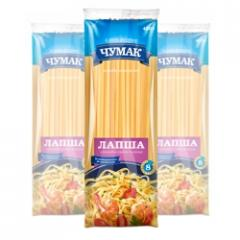 The Noodles macaroni in soft package (400 g)