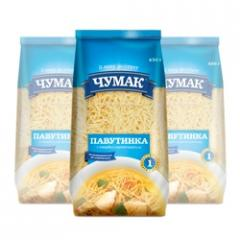 The Spider line macaroni in soft package (450 g)