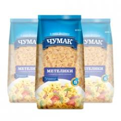 Macaroni of the Butterfly in soft package (400 g)
