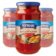 Sauce Kukharsky classical in glass jar (450 g)