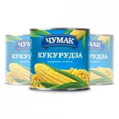 Sweet corn in can (425 g)