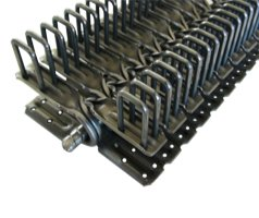 Mechanical connectors G 2003 for joining of high-strength conveyer belts from 10 to 20 mm thick