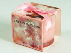 Candle of Arom / Glass / CHERRY s01180-03