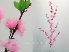 Сакура ветка / 1,25 м / Розовый e30082