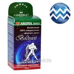 Essential oils of Zodiaki / 5 ml / Aquarius of