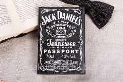 Cover on Passport / Jack Daniyels/Ekokozha x00028