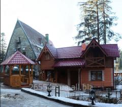 Cottage wooden Goryanka