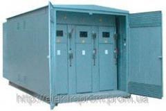Transformer substation of KTPGS of 250 kVA