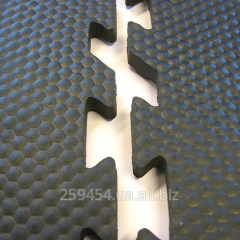 Rubber coating
