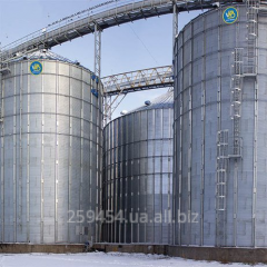 Complexes on storage and processing of grain
