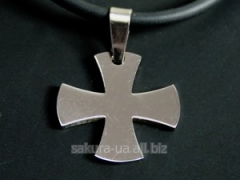 """Pendent """"The Cult of Steel"""" /"""