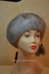 The cap is female, soft, mink integral No.