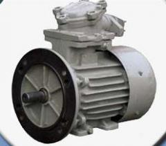 Sale of pumps and electric motors in Ukraine