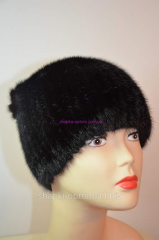 The cap is female, bandana, mink nashivny No.