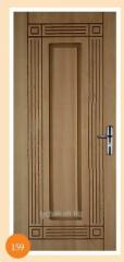 Doors of Termoplast plus Standard 90 Series oak