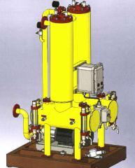 Filters for a microfiltration of oil products