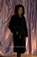 Fur coat muton No. 011ShUB