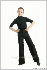 Trousers for dances nurseries